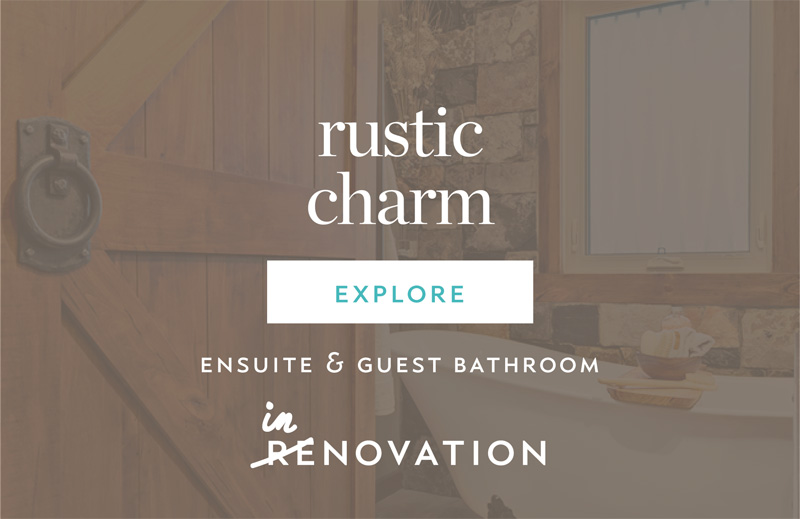 Rustic Charm Project